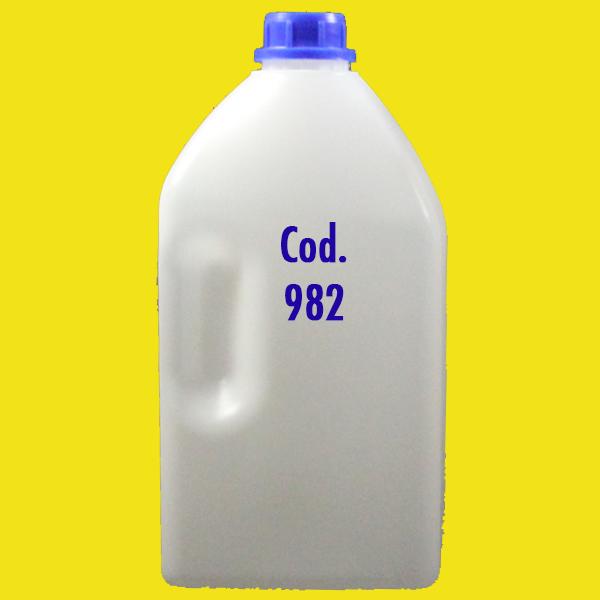 Embalagem Retangular 45mm – 3.411ml – Código 982